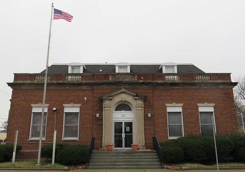 Old Post Office 63801 (Sikeston, Missouri)