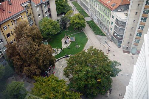 11th Floor View
