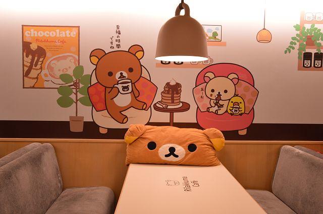 拉拉熊主題餐廳10