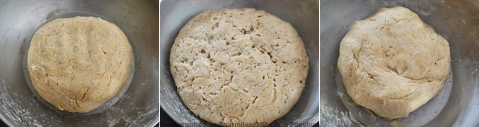 How to make Whole Wheat Garlic Focaccia Recipe - Step2