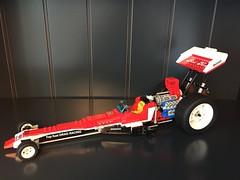 Lego Model Team 5533 Red Fury