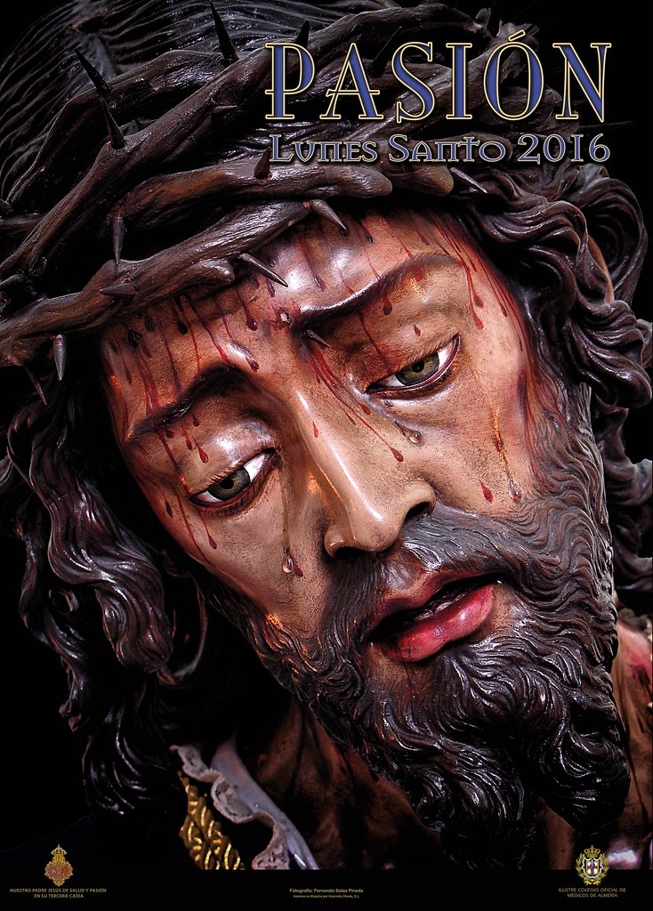 Cartel Pasión, Lunes Santo 2016