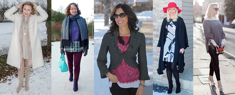 Fashion bloggers in layers #iwillwearwhatilike