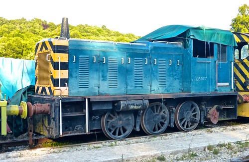 03027 British Railways shunter