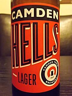 Camden, Hells Lager, England