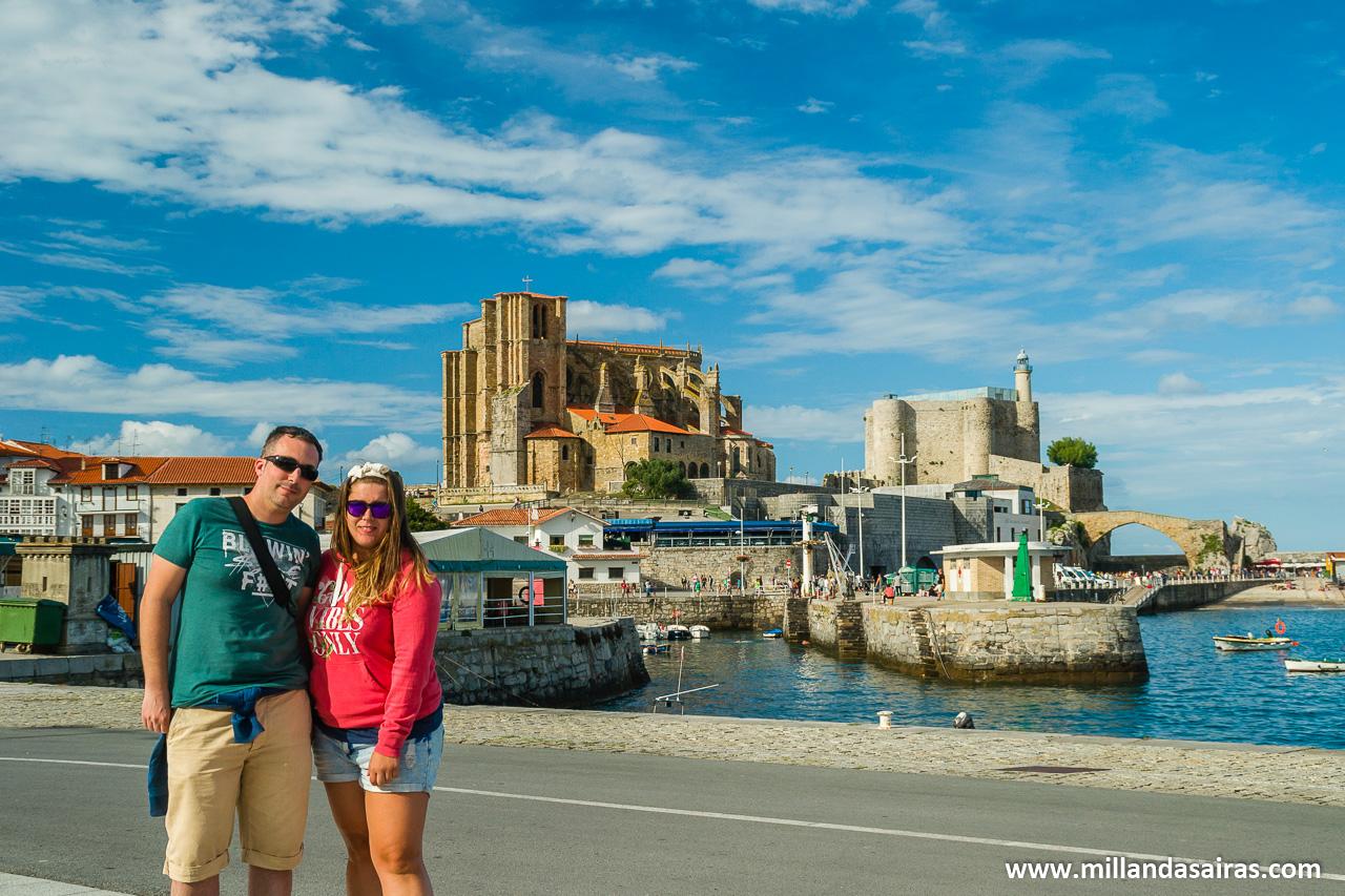Pedazo de día para disfrutar de un paseo por Castro!