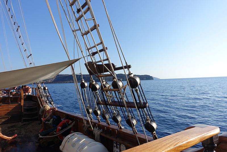 Santorini sunset cruise, 20 September 2015 103
