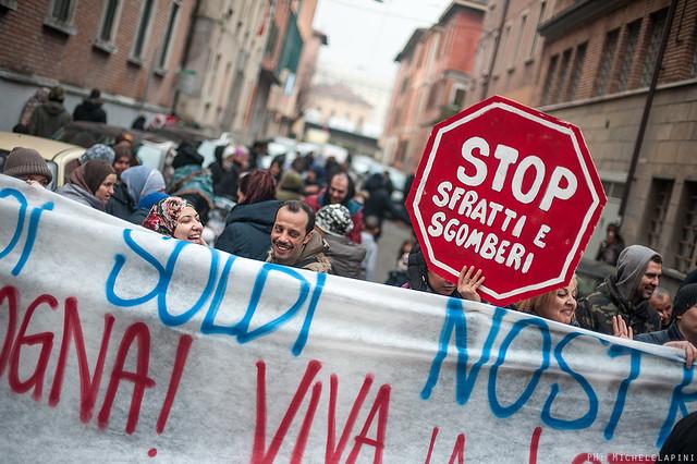 Muraglia popolare contro Salvini