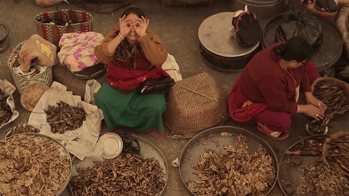 Mother's Market in Imphal, India-20