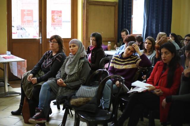 Journée internationale des femmes // PPICS