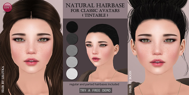 Natural Hairbase