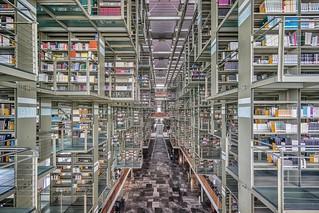Library symmetry