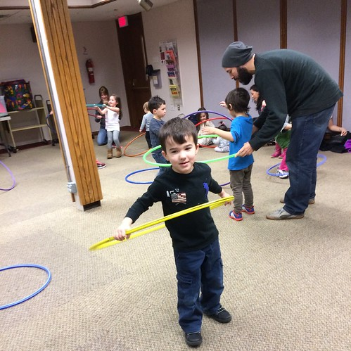 Toddlers Tango- March 2016