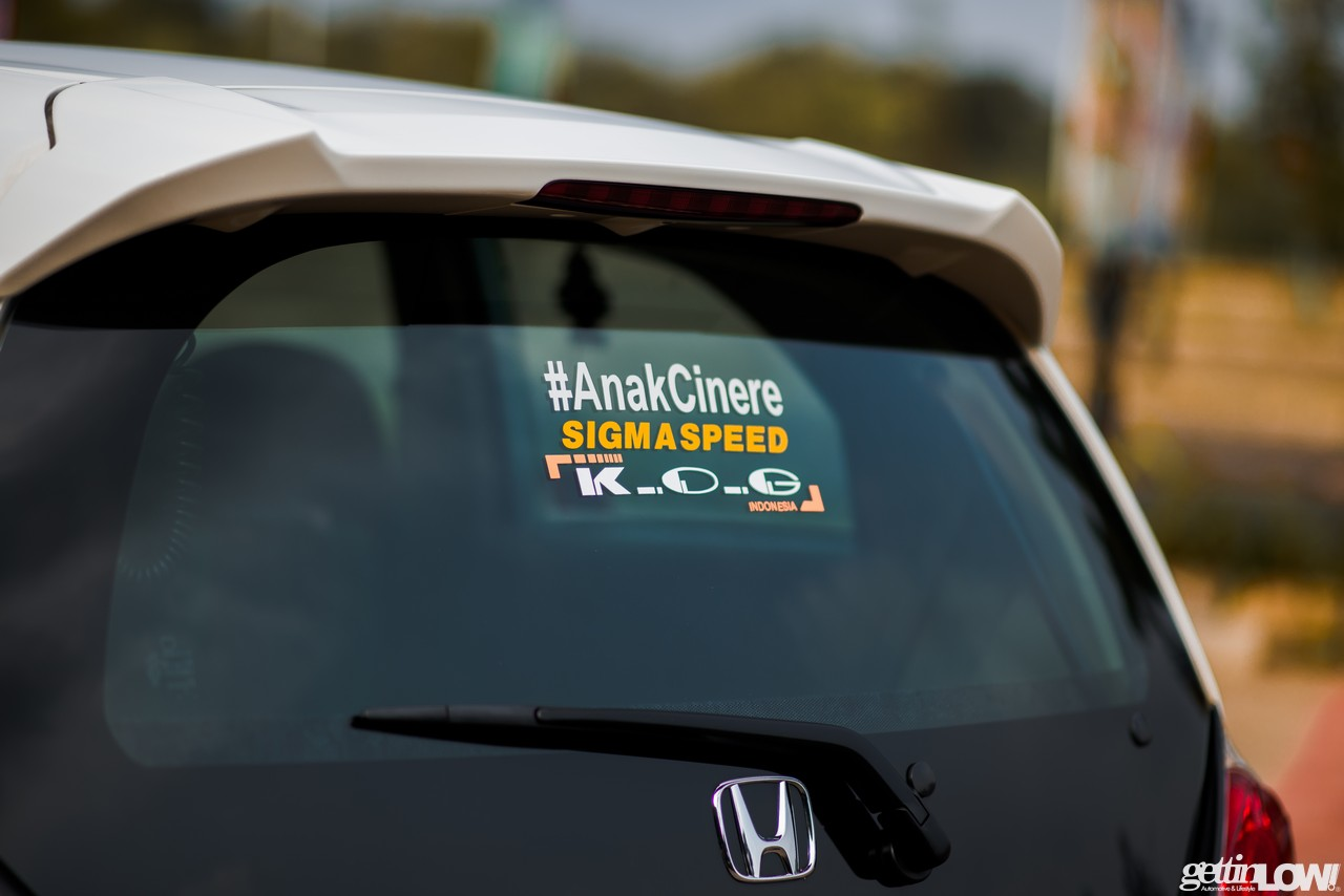 Honda Brio AnakCinere