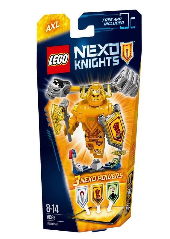 LEGO Nexo Knights 70336 - Ultimate Axl