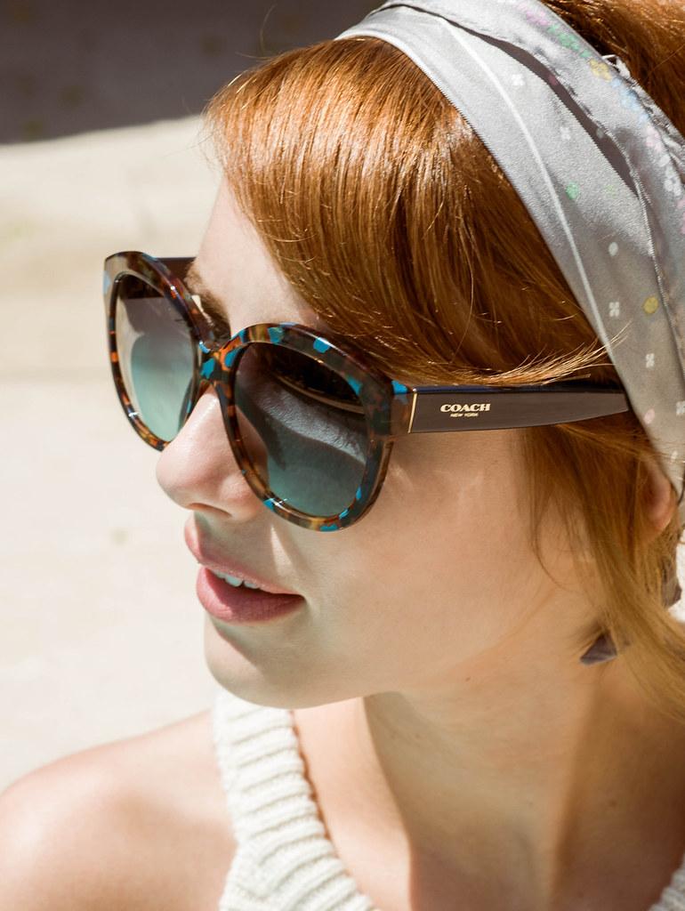 Эмма Робертс — Фотосессия на «Coachella» 2016 – 3