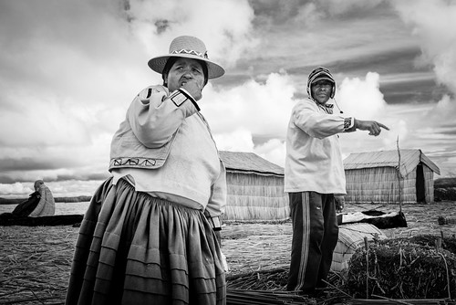 The Uros People of the Floating Islands