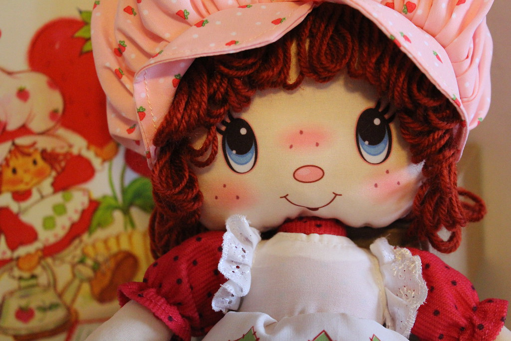 35 Anniversary Strawberry Shortcake