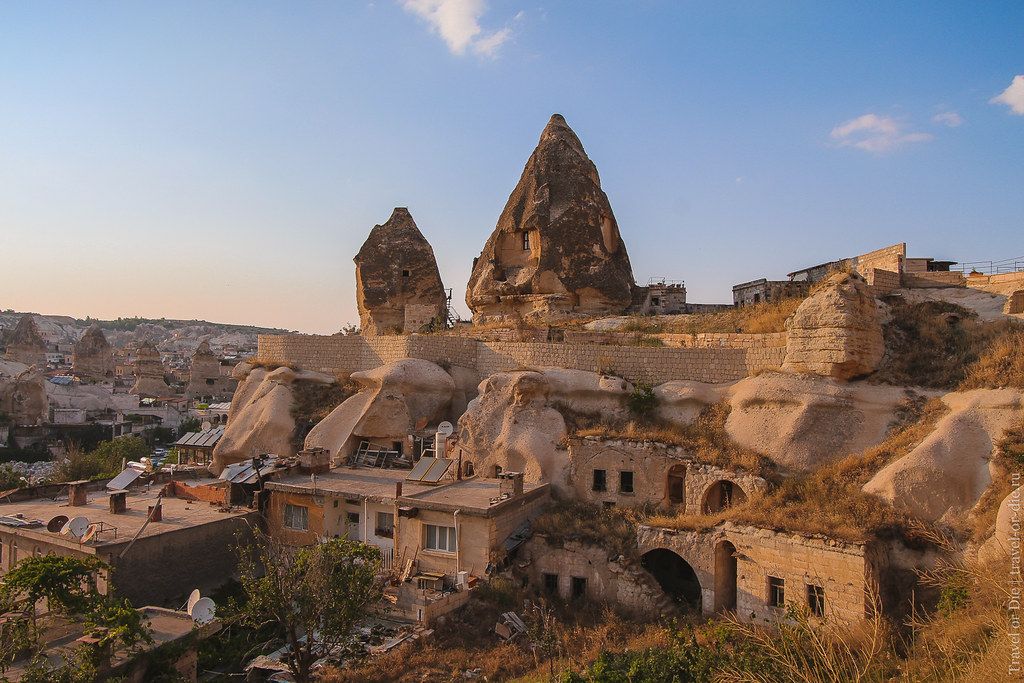 Göreme, Cappadocia, Turkey / Гёреме, Каппадокия, Турция