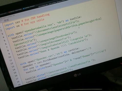 Programmierzeug lernen