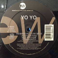 YOYO:IBWIN' WIT MY CREWIN(LABEL SIDE-B)