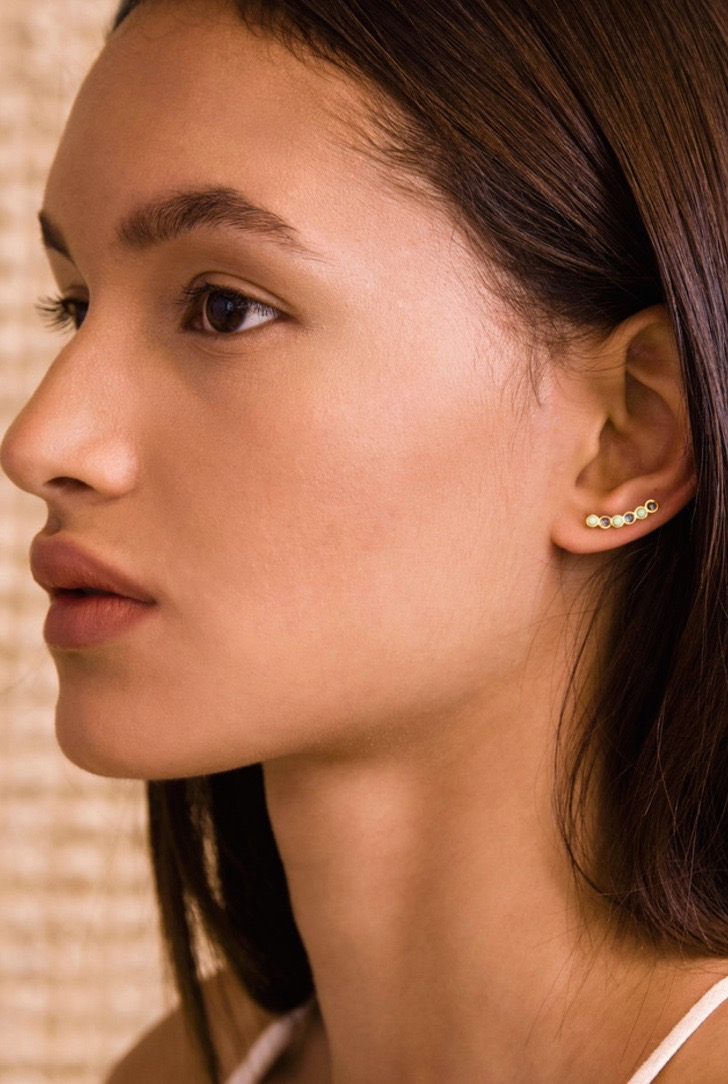 Sisca Delicate Ear-Climbers