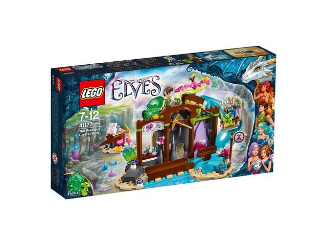 LEGO Elves 41177 - The Precious Crystal Mine