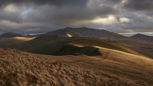 Snowdonian ridge wandering