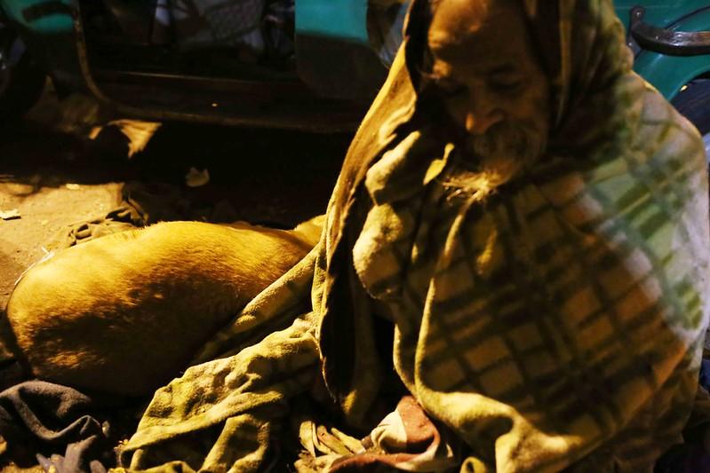 Mission Delhi – Kuttey Walle Baba, Hazrat Nizamuddin Basti