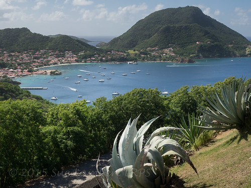 france landscape guadeloupe lessaintes basseterre fortnapoléon frenchantilles terredehaut îlesdessaintes caribbeancruise2015