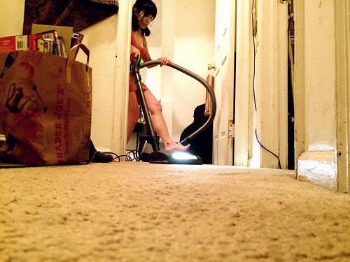 Ana Vacuuming (January 7 2015) (3)
