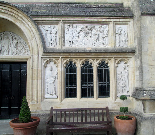 Oakham School War Memorial 2