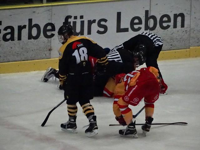 Under-19: Krefeld Pinguine 2:3 Düsseldorfer EG