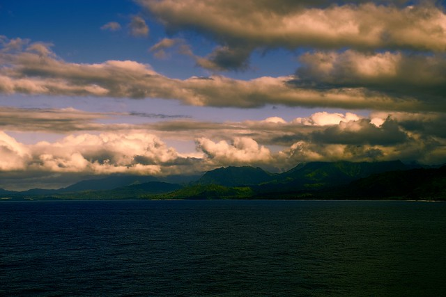 Hawaiian Skywatch - Restyle