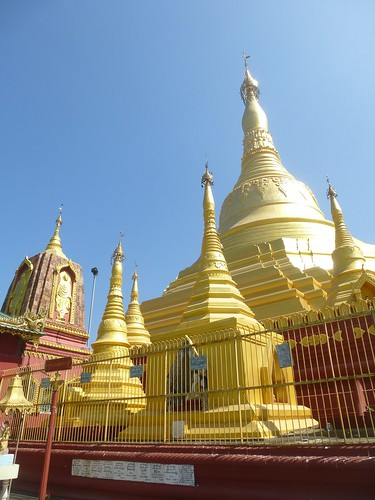 Birmanie-Twante-Paya Shwesandaw (16)