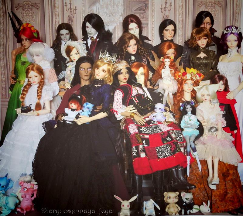 Doll Family 1