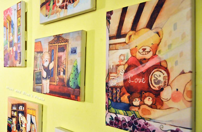 東海藝術街故事咖啡館08