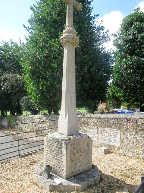 Rushton War Memorial