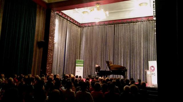 Suono Italiano Madrid. Concierto de Giuseppe Andaloro