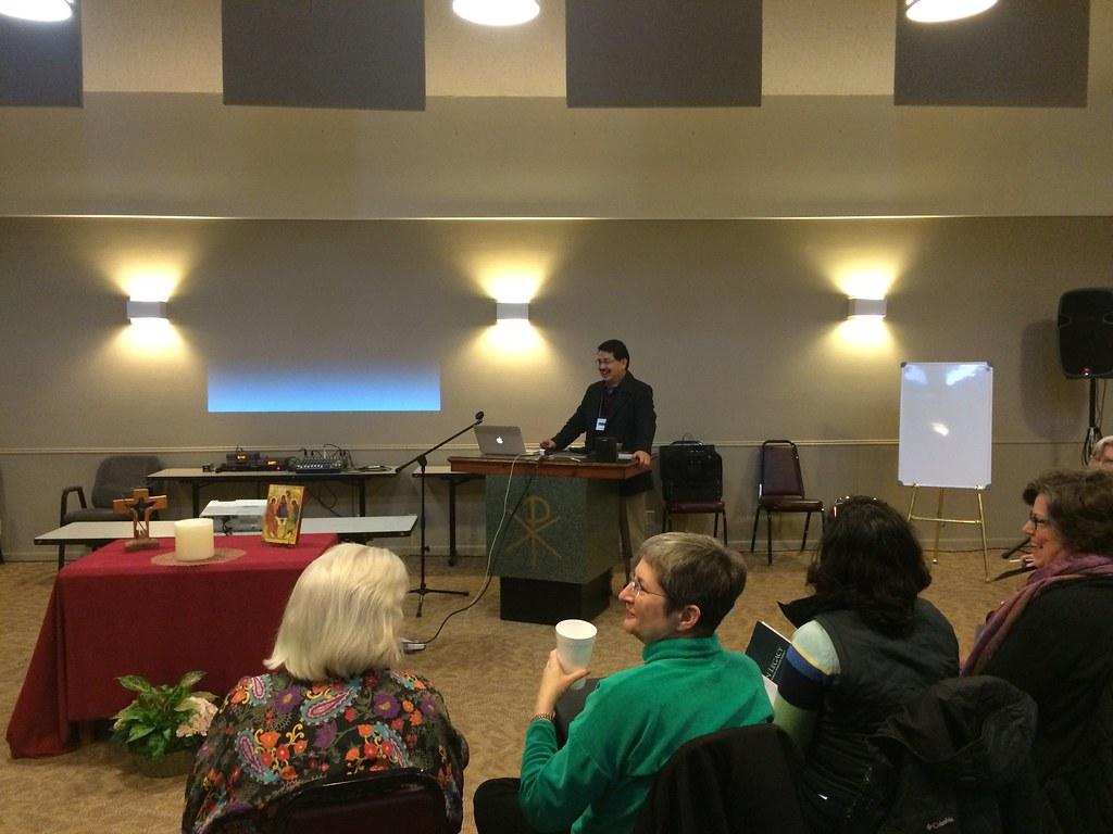 Weekend Nouwen Retreat at Prothro Center (Lake Texoma, TX) Jan. 15-17, 2016