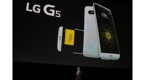 Spain Wireless Show New Smartphones LG