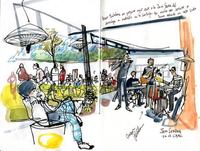 Jazz en el CAAC