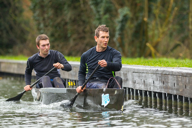 Waterside race series Race A 31st Jan 2016