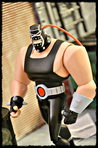 The New Batman Adventure - Bane