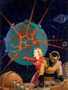 Super-Science, September 1950 by Henry Richard Van Dongen