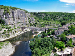 Balazuc - Ardèche - France -0458