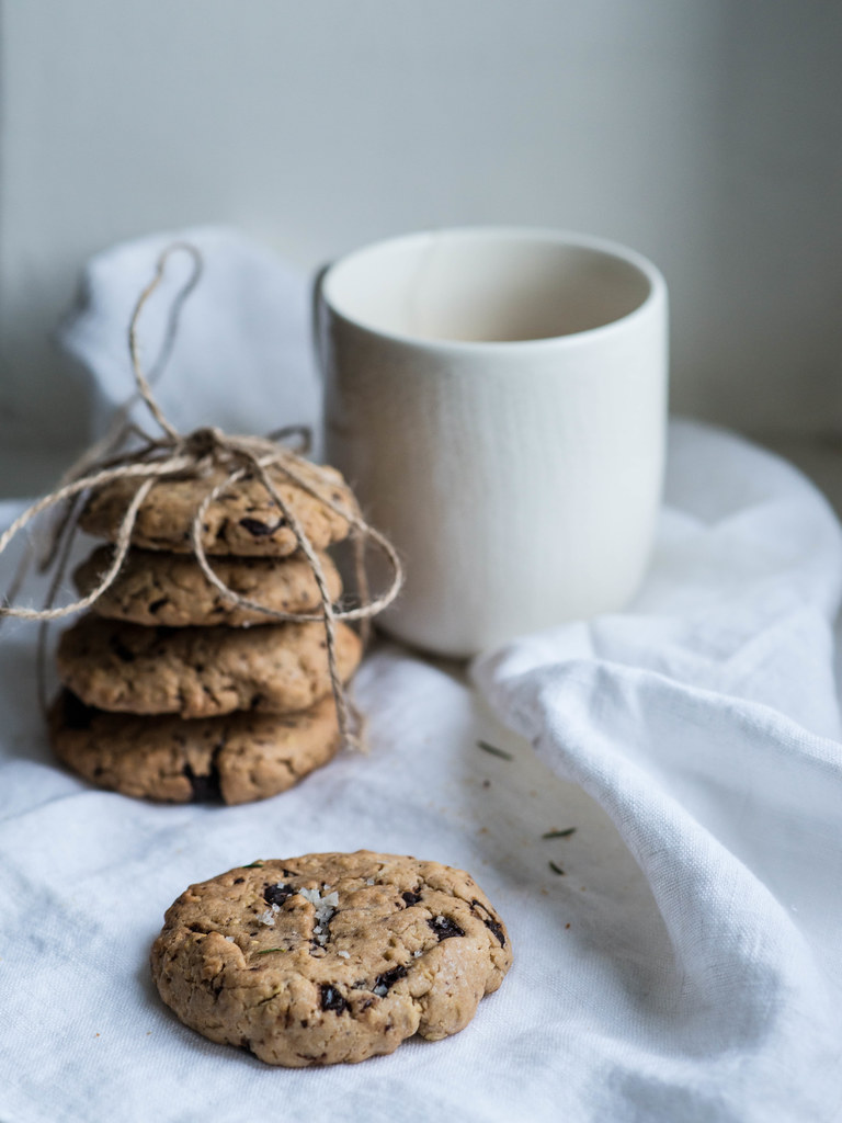sweet'n salty cookies