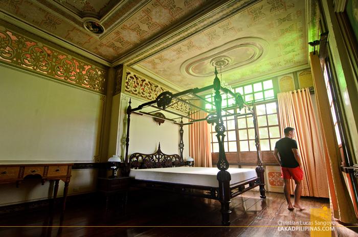 Las Casas Filipinas de Acuzar Interiors
