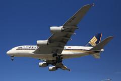 Singapore Airlines A380-800 9V-SKN