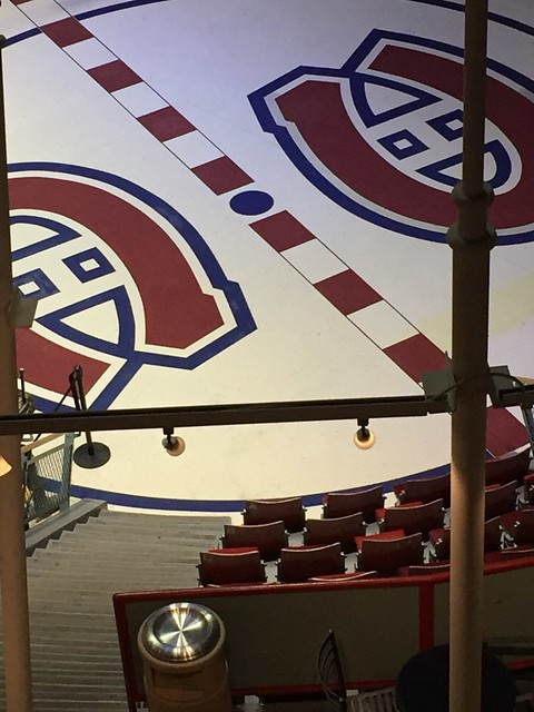 The Former Montreal Forum
